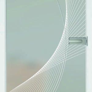 Artauf Glastüre – Modell Manresa