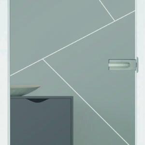 Artauf Glastüre – Modell Serra